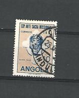 ANGOLA  ANNEE 1951 MISSIONARIA  OBLITERE 2 SCANNE - Angola