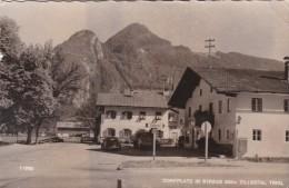 Dorfplatz In Strass, Zillertal, Tirol (11930) * 1964 - Zillertal