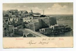 MALTA - Marsamuscel  ( 2 Scans ) - Malta