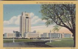 Maryland Bethesda United States Naval Medical Center Hospital Cu