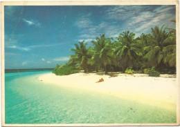 T120 Maldives - Atoll - Nice Stamps Timbres Francobolli / Non Viaggiata - Maldive