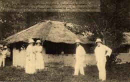 Congo Belge N° 115 - Le Ministre Des Colonies à Une Mission Protestante - Congo Belga - Otros