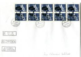 Thématique Général De Gaulle - Surcharge Locale Sur Timbres Russes - Kabardino Bachkine - GFDG 47 - De Gaulle (General)