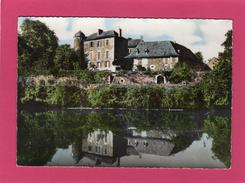 12 AVEYRON, Environs De NAUCELLE, Le Château Du Bosc, 1958, (Douziech) - Francia