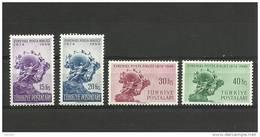 Turkey; 1949 75th Anniv. Of UPU - 1921-... Repubblica