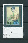 2005 Austria Max Schmeling,boxing Used/gebruikt/oblitere - 1945-.... 2de Republiek
