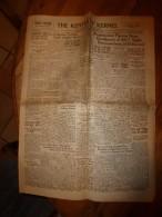 "(rare) September 18,1931 :THE KENTUCKY KERNEL----> ""Let Us Be Gay""  To Open Fourth Guignol Season;  Etc - Nouvelles/ Affaires Courantes"