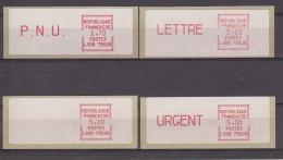 Nr 3.3.5 Zb ZS5 **, Michel = 160 € (X09932) - 1981-84 LS & LSA Prototypen