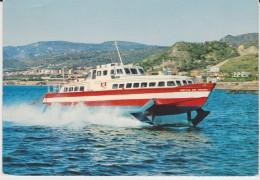 ALISCAFO IN CORSA 1974 - Barche