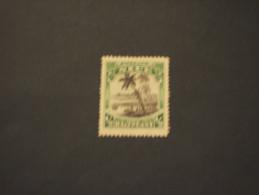 NIUE - 1920  ALBERI 1/2 P. - NUOVO(+) - Niue