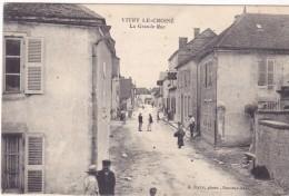 Vitry-le-Croisé La Grande Rue - Francia