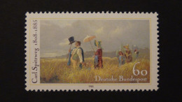 Germany - 1985 - Mi:1258 - Yt:1090**MNH - Look Scan - Unused Stamps