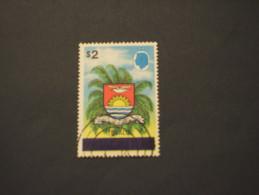 TUVALU - 1970 PIANTA  2 D. - TIMBRATO/USED - Tuvalu