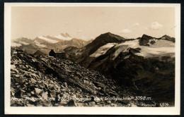 7659 - Alte Foto Ansichtskarte - Matrei In Osttirol - Neue Prager Hütte Gegen Großglockner Anderä Lottersberger - TOP - Matrei In Osttirol