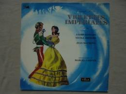 """Disque Vinyle 33 T VINCENT SCOTTO Extraits De """"Violettes Impériales""""-1964- - Opera"""