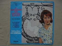 Disque Vinyle 33 T - L'AUBERGE DU CHEVAL BLANC - - Opera