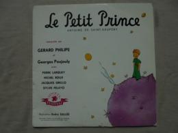 Disque Vinyle 33 T - LE PETIT PRINCE Antoine De SAINT-EXUPERY - - Children