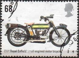 GREAT BRITAIN 2005 Motorcycles: 68p Royal Enfield, 1914 - Used Stamps