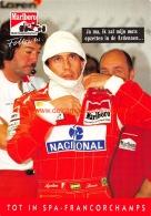Ayrton Senna F1 Spa-Francorchamps - Grand Prix / F1