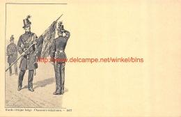 Garde Civique Belge. Chasseuréclaireurs - 1837 - Régiments