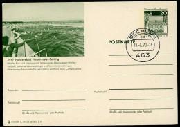BUND P99 C16/128 Bild-Postkarte NORDSEEBAD HORUMERSIEL-SCHILLIG Stpl. 1970 - Ferien & Tourismus