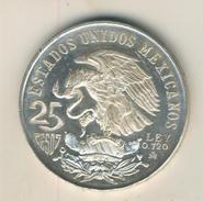 25 Peso Silbernünze - Mexico Olympiade 1968   (48894) - Mexiko