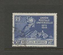 VENTE LOT  No  2 2 1 2 6      TIMBRES De COLLECTION  Nouvelles Hebrides Valeur Pounds 16 - France