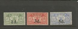 VENTE LOT  No  2 2 1 2 7      TIMBRES De COLLECTION  Nouvelles Hebrides Valeur Pounds 16 - France