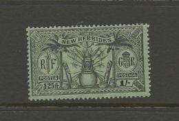 VENTE LOT  No  2 2 1 3 1       TIMBRES De COLLECTION  Nouvelles Hebrides Valeur Pounds 19 - France