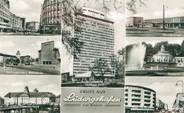 Gruss Aus LUDWIGSHAFEN Am Rhein - Ludwigshafen