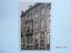 Postcard Residence Pelletier 33 Rue Dautzenberg Avenue Louise Bruxelles My Ref B1147 - Cafés, Hotels, Restaurants