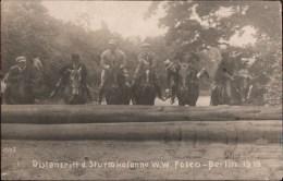 ! Old Photopostcard, Foto, Pferde , Horses, Berlin 1919, Distanzritt Posen - Berlin, Echtfoto - Polen