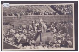 DISTRICT DE VEVEY /// VEVEY - FETE DES VIGNERONS 1927 - CARTE NON CIRCULEE - TB - VD Vaud