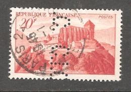 Perforé/perfin/lochung France No 841A C.I.C.  Crédit Industriel Et Commercial (174) - Frankreich