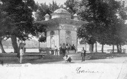 PK - CP - AK - Istanbul - Eaux Douces D'Asie - 1900 - Cartes Postales