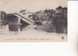 CPA  Militaria. Guerre 14-15 .Pont De Lagny...C342 - Guerra 1914-18