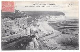 76 - YPORT - Vue Générale De La Plage à Marée Basse - Ed. T.L. H.W. - Yport