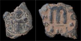 Constans II AE Follis - Byzantine