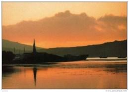 Falkland Islands - Battle Memorial 1914/18 And Hulk Of Jhelum - Stanley ( 2 Scans) - Falkland