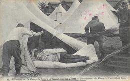 Versailles - Le Camp De Satory - Séjour Sous La Tente - Distractions Du Camp: Une Bonne Farce - Casernes