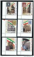 2011 - VATICAN - VATICANO - VATIKAN - D11H - MNH SET OF 6 STAMPS ** - Vatican
