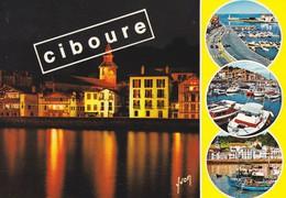 64---CIBOURE---la Côte Basque---multi-vues--voir 2 Scans - Ciboure