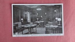 Womens Department  Springfield National Bank Springfield Mass ---ref 2379 - Banks