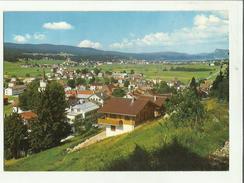134744 LE BRASSUS ET LE SENTIER - VD Vaud
