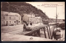 ERQUY 22 - Un Coin Du Port à Mer Basse - L'Expédition Des Pavés - Erquy