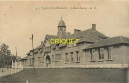 59 Lille-Délivrance, Ecole Pasteur, Carte Pas Courante - Lille