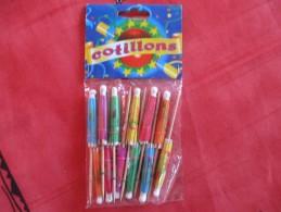 Petit Parasol Ombrelle 12 Pieces Neuf Emballé - Swizzle Sticks