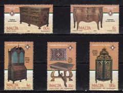 Malta 2002 Antique Maltese Furniture.MNH NEUF - Malte