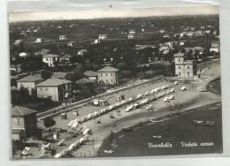 B 953) RIMINI -VISERBELLA VEDUTA AEREA  V/G 1960 - Rimini
