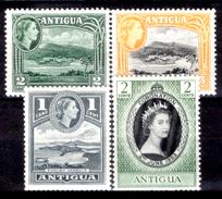 Antigua-016 - Valori Emessi Nel 1953-54 (++) MNH - Privi Di Difetti Occulti. - Antigua E Barbuda (1981-...)